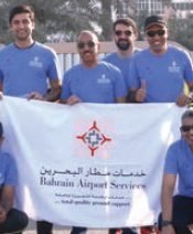 BAS supporting Bahrain Cancer society