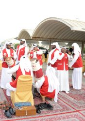 BAS participating in Bahrain International Labour Day Events
