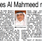 BAS has Announced Mr. Salman Al-Mahmeed as Chief Executive Officer